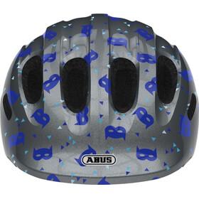 ABUS Smiley 2.1 Casque Enfant, blue mask